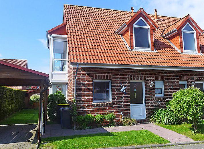 Ferienhaus Aquantis Norddeich Nordsee Deutschland
