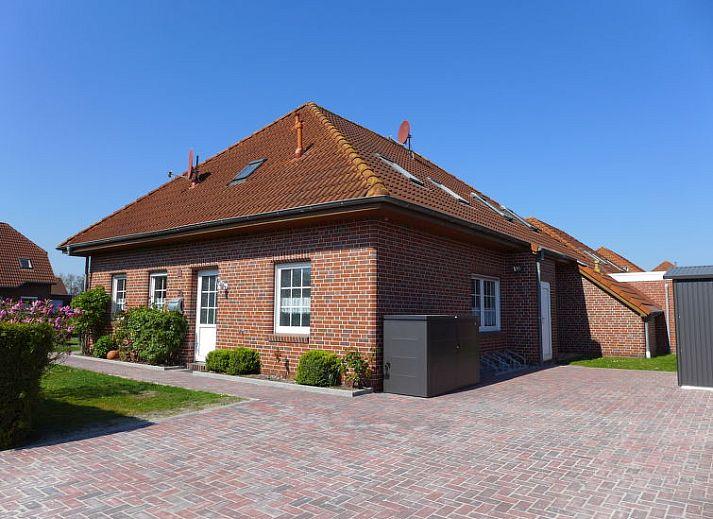 Ferienhaus Martina Norddeich Nordsee Deutschland