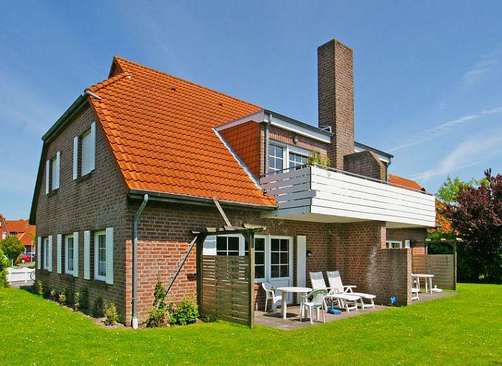Ferienhaus Windrose Norddeich Nordsee Deutschland