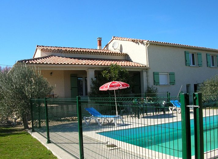 Verblijf 04619010 • Vakantiewoning Languedoc / Roussillon • VILLA TRANQUILLE
