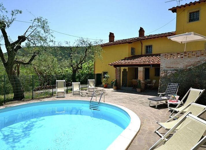 Guest house 09531701 • Holiday property Tuscany / Elba • Natuurhuisje in Vicopisano