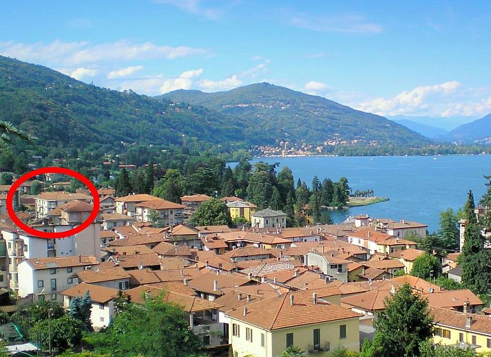 For sale: Penthouse in Meina, Italy (maginficant view) - Meina - Italy