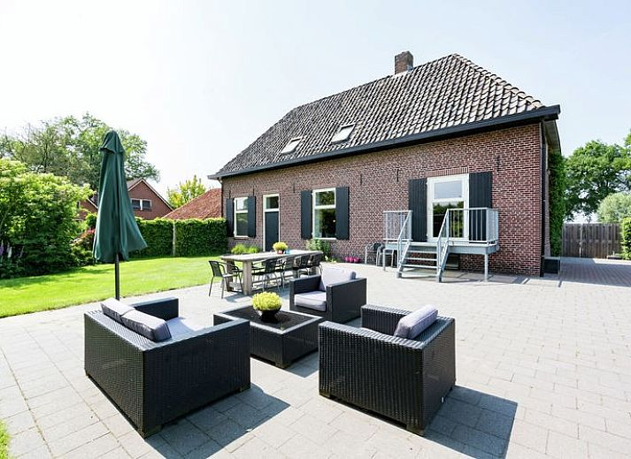 Guest house 290701 • Holiday property Achterhoek • Dwarshuus