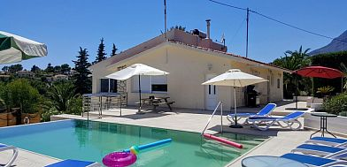 Guest house 14915905 • Holiday property Costa Blanca • Villa La Nucia
