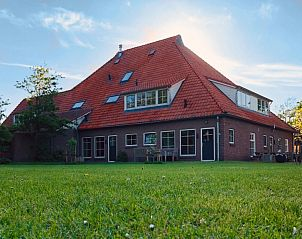 Guest house 01011025 • Holiday property Texel • Appartement 12 pers. op Historische Hoeve