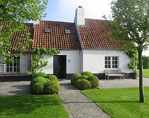 Guest house 0101288 • Holiday property West Flanders • Vakantiewoning - Holiday home Pijpeweg71