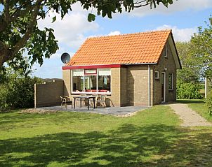 Guest house 0101400 • Fixed travel trailer Texel • Sluftervallei | 4-persoonsstacaravan | type 4MH
