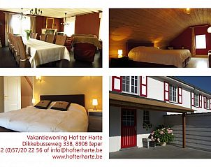 Guest house 010220 • Holiday property West Flanders • Hof ter Harte