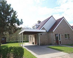 Guest house 01022521 • Holiday property Texel • Waddenstaete 4 pers. Wellness villa