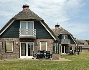 Guest house 01022527 • Holiday property Texel • 6 Persoons luxe villa met sauna