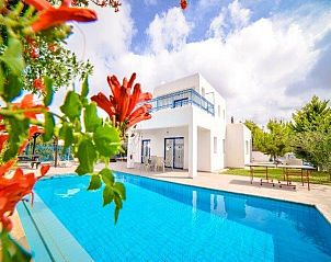 Guest house 0130605 • Holiday property Paphos • Villa Azzurro