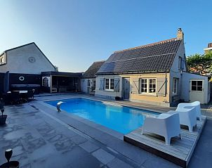 Guest house 021188 • Holiday property East Flanders • thuisje Tierlantijn