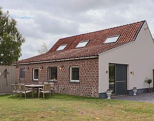 Guest house 023105 • Holiday property East Flanders • Vakantiewoning Tilia