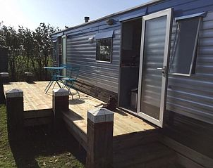 Guest house 031573 • Fixed travel trailer Terschelling • Unesco