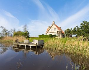 Guest house 040101 • Holiday property Ameland • De Dijkwachter **** lastminute
