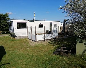 Guest house 0401114 • Fixed travel trailer Ameland • Aquamaryn