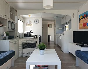 Guest house 0401143 • Fixed travel trailer Ameland • Chalet2rent Ameland