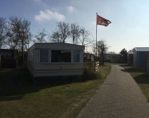 Guest house 040252 • Fixed travel trailer Ameland • De Hout