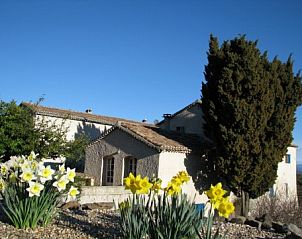 Guest house 0460101 • Holiday property Languedoc / Roussillon • Mas Blanc