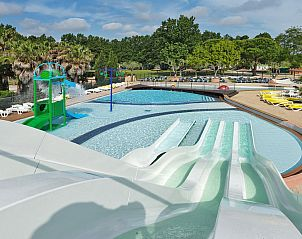 Verblijf 04615013 • Bungalow Languedoc / Roussillon • Camping Le Soleil (AGL200)