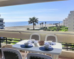 Verblijf 0469275 • Vakantiewoning Languedoc / Roussillon • Cap Sud