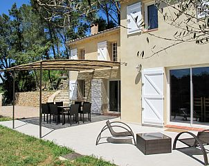 Verblijf 04817512 • Vakantiewoning Provence / Cote d'Azur • Les Restanques (CAE150)