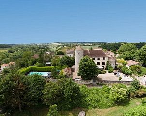 Guest house 0540514 • Holiday property Aquitaine • Chateau de Sadillac