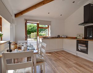 Guest house 06591317 • Holiday property England • The Milking Parlour