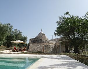 Guest house 0852002 • Holiday property Apulia / Puglia • Trullo Chantilly