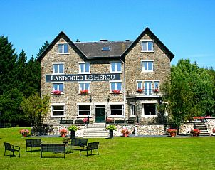 Guest house 090708 • Holiday property Luxembourg • Ardennen Landgoed Le Herou