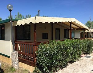 Guest house 0950531 • Fixed travel trailer Tuscany / Elba • Mobile Home Italie