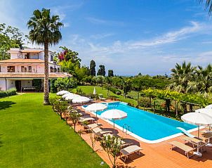 Guest house 095114332 • Holiday property Calabria / Southern Italy • Villa Conte