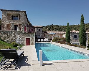 Verblijf 095115406 • Vakantiewoning Languedoc / Roussillon • Villa des 4 vents A  for 10 adults and 2 children