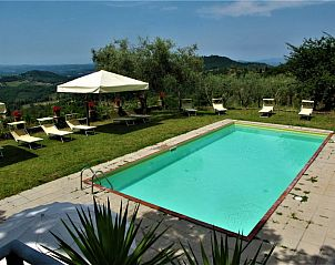 Guest house 09512318 • Holiday property Tuscany / Elba • Fattoria Panzalla (SPC154)