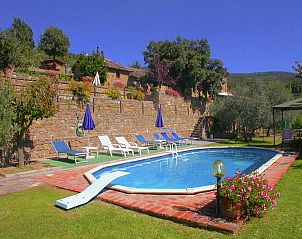 Guest house 09551337 • Chalet Tuscany / Elba • Cottage Laurel