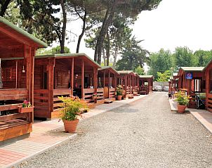 Guest house 0956533 • Bungalow Tuscany / Elba • Camping Campeggio Italia (MAS370)