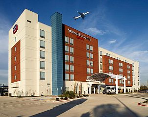 Guest house 11256110 • Apartment Texas • SpringHill Suites Houston Intercontinental Airport