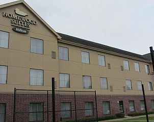 Guest house 1125619 • Apartment Texas • Homewood Suites By Hilton HOU Intercontinental Airport