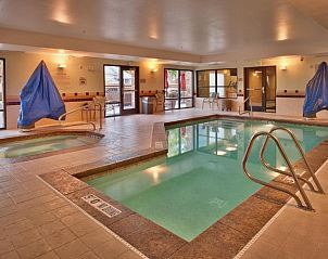 Verblijf 1225932 • Vakantie appartement Zuidwesten • SpringHill Suites by Marriott Salt Lake City Downtown