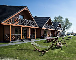 Guest house 1241605 • Holiday property North Polaland • House Jamno Lake