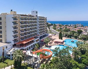 Guest house 1416869 • Apartment Aegean Region • Palmin Hotel