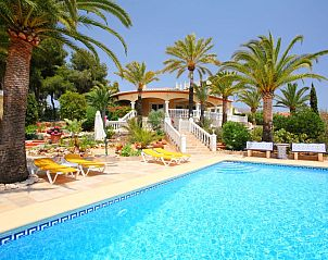 Guest house 1490993 • Holiday property Costa Blanca • Bombilla
