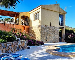 Guest house 14912002 • Holiday property Costa Blanca • Casa Yanaika