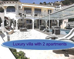 Guest house 14917402 • Holiday property Costa Blanca • Villa Paraiso Calpe