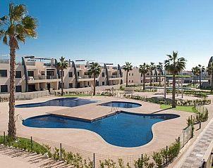 Guest house 14921602 • Apartment Costa Blanca • Playa Elisa Bay