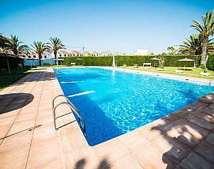 Guest house 1493120 • Holiday property Costa Blanca • Calas Blancas