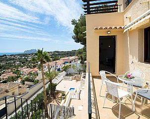 Guest house 1493202 • Holiday property Costa Blanca • AMareMonte