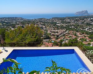 Guest house 1493204 • Holiday property Costa Blanca • Villa Osyris