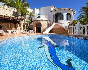 Guest house 1493210 • Holiday property Costa Blanca • Roberto