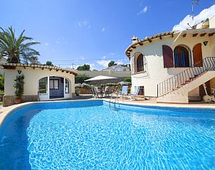 Guest house 1493240 • Holiday property Costa Blanca • Lolita